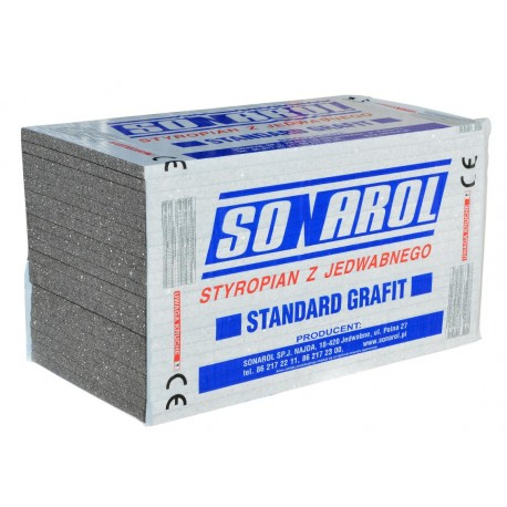 "Styropian-EPS S 033 ""STANDARD GRAFIT"""