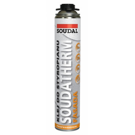 Klej do styropianu Soudatherm Fasada 750 ml.