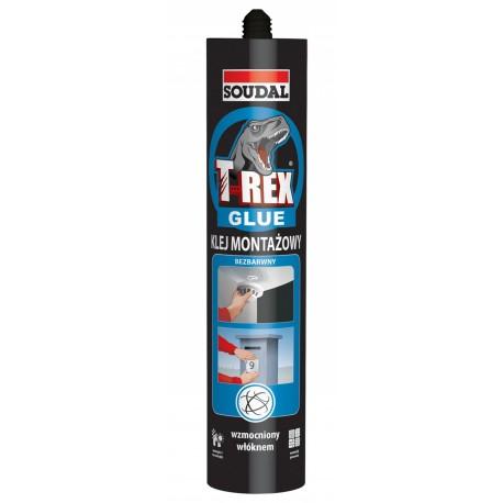 T-REX Soudal / klej montażowy supermocny 310 ml.
