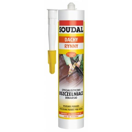 Uszczelniacz dekarski Soudal 300 ml