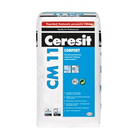 Ceresit CM 11-Cienkowarstwowa zaprawa klejąca