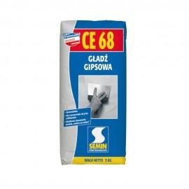 Gładź gipsowa Semin CE 68 20 kg