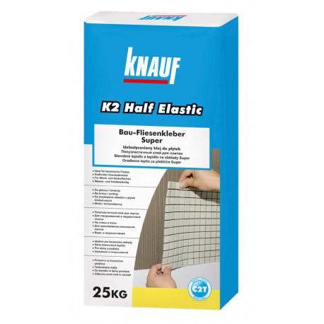 Klej do płytek Knauf K2 Half Elastic