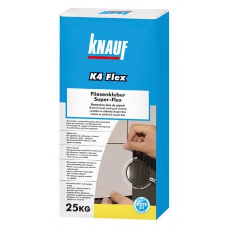 Klej elastyczny do płytek Knauf K4 Flex