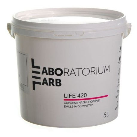 Farba Labofarb LIFE 420