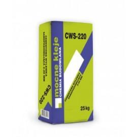 Cementowa wylewka samopoziomująca CWS-220