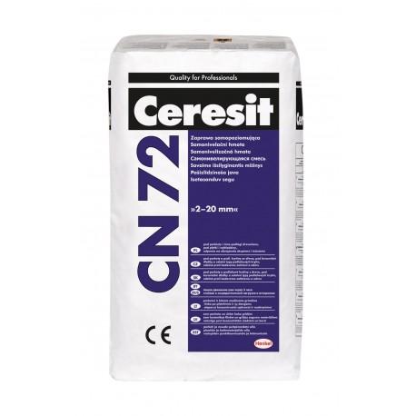Zaprawa samopoziomująca Ceresit CN 72
