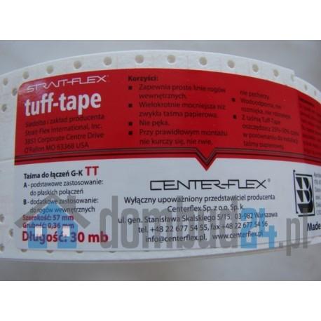 Taśma Strait-Flex połączeniowa Tuff-tape