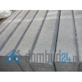Obrzeże betonowe szare