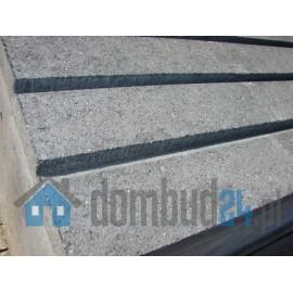 Obrzeże betonowe grafitowe